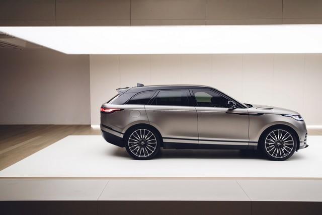 Première mondiale : Le nouveau Range Rover Velar dévoilé au Design Museum de Londres 636487rangerovervelarreveal002