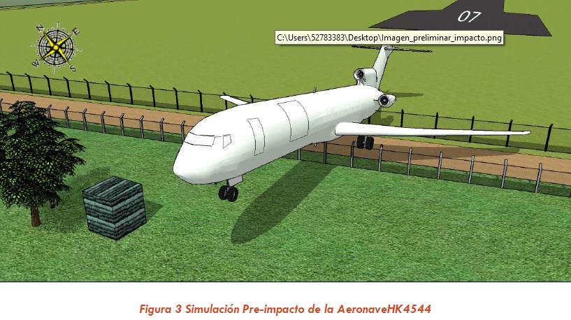 Accident B727-200F Aerosucre 636595hk1