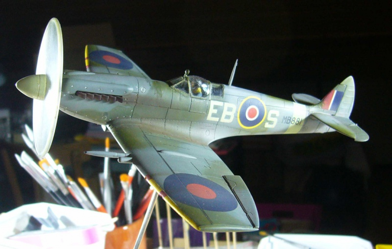 Spitfire XII du 41 RAF Sqn le 7 juin 1944, Airfix (projet AA) - Page 7 637330babord