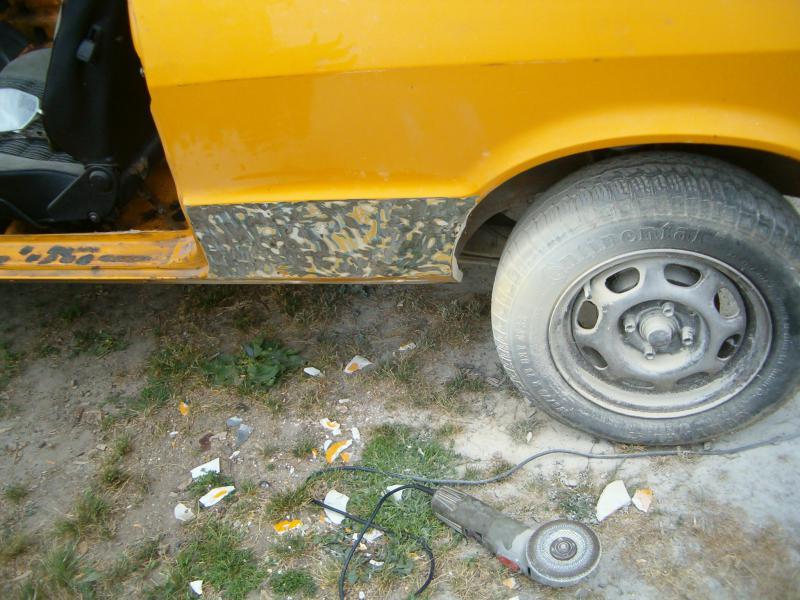 ''Scirocco 1977 Diesel a BIDOCHE '' - Page 3 637740HPIM4275
