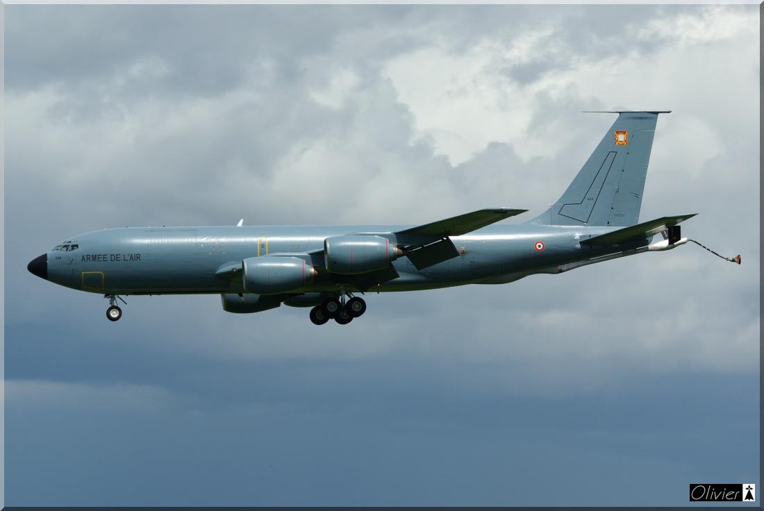 Boeing KC-135 Stratotanker Armée de l'Air 525 / 93-CN  & divers le 12.05.14 638619IMGP5438