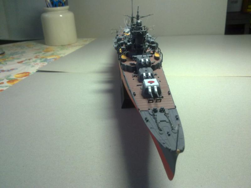 Croiseur lourd Mogami au 1/350 ème TAMIYA 640514190120111119