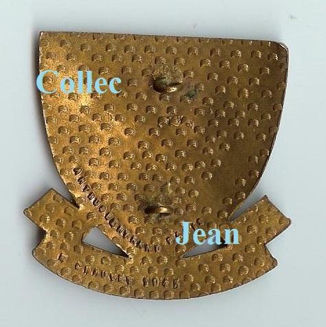 Identification insigne commandos marine  643209003