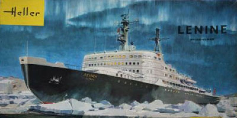 Brise glace LENINE 1/400ème Réf L880 64376611408lenine