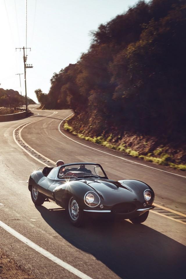 La « Nouvelle Jaguar XKSS D'origine » Dévoilée À Los Angeles  645157jaguarxkssla076