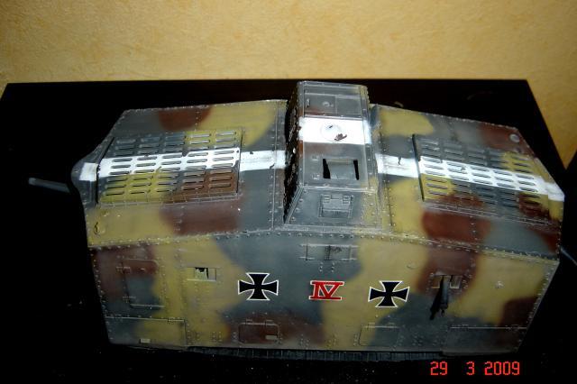 A7V [TAURO MODEL 1/35e] Le premier Panzer - Page 2 645488mars_2008_A7V_002m