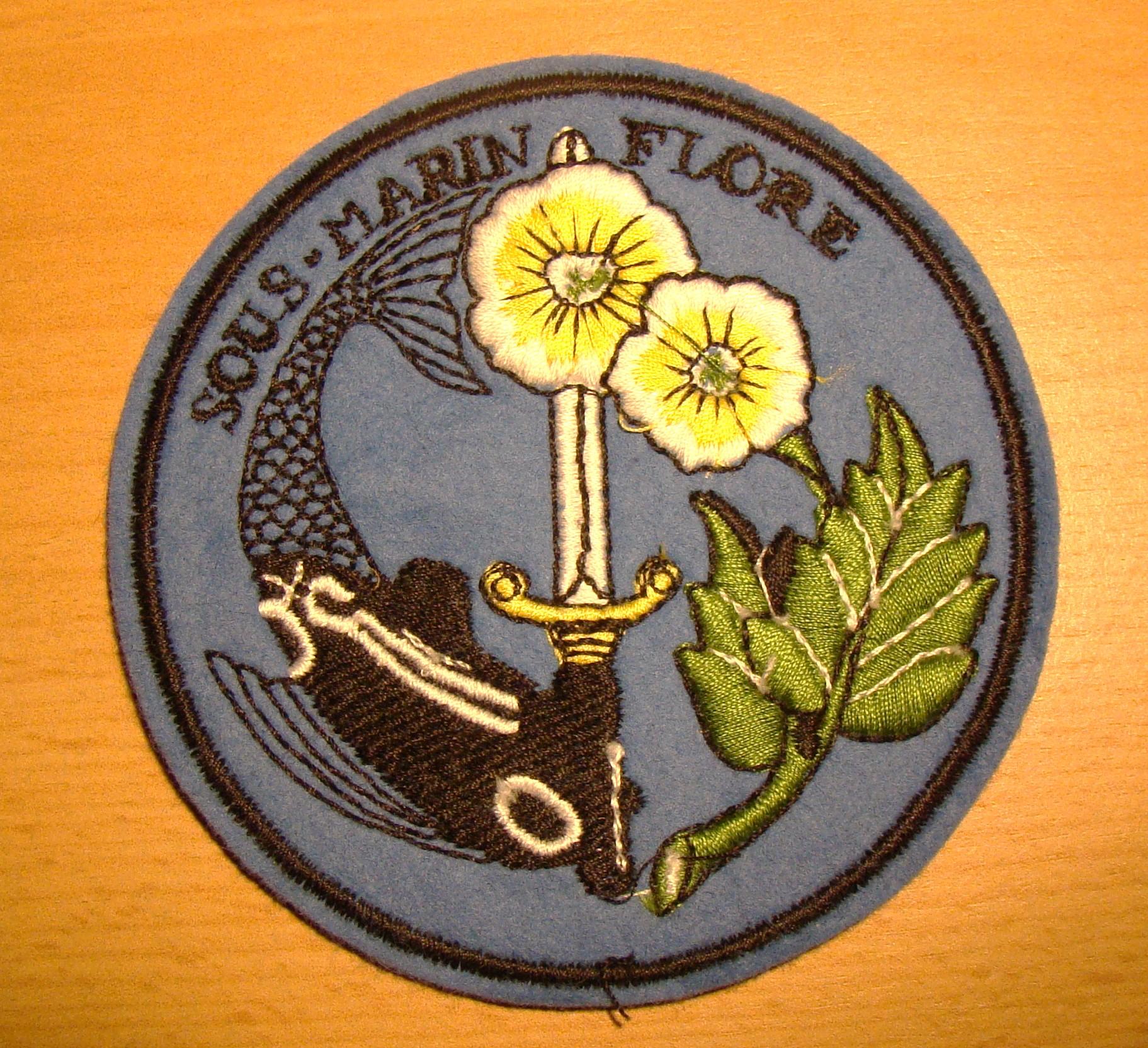 [Logos, Tapes, Insignes] Ecussons sous-marins - Page 2 648198DSC03874