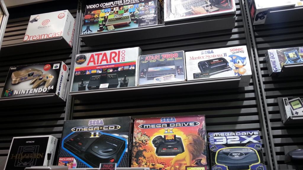 Rétro Gaming Show de Bourgoin Jallieu à L'Espace Culturel E.Leclerc 64864220140614143315