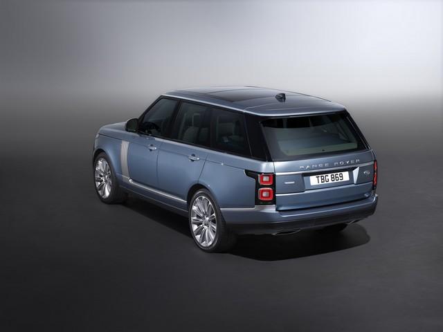 Le Nouveau Range Rover intègre dans sa gamme une motorisation essence hybride rechargeable 648933rr18mystatic10101707