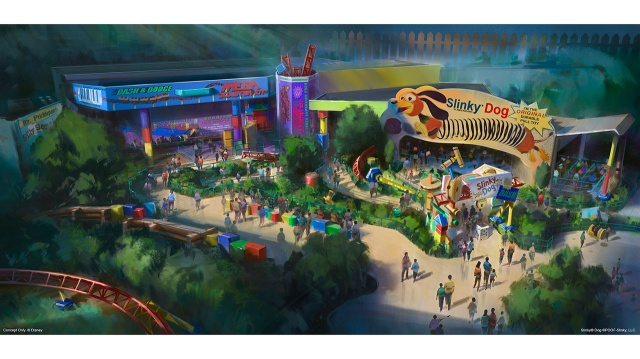 [Disney's Hollywood Studios] Toy Story Land (30 juin 2018) - Page 6 650067W488