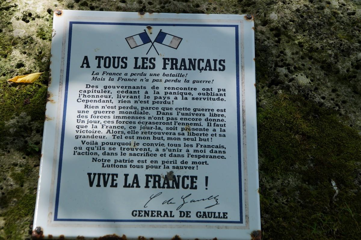 [Histoires et Histoire] Monuments aux morts originaux Français Tome 1 - Page 40 650876DSC06878