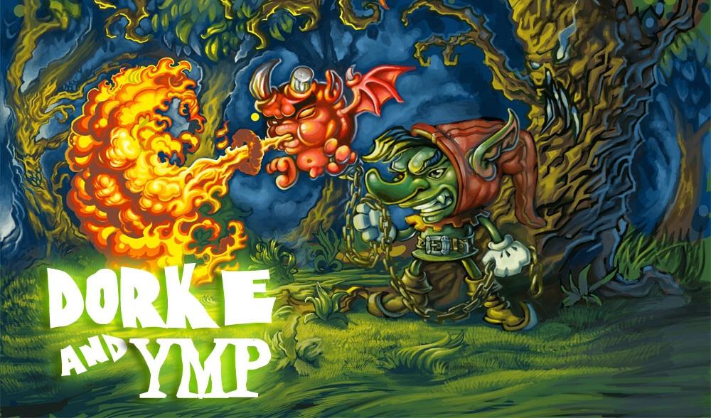 """Nouveau"" jeu SNES : Dorke and Ymp 651033image"