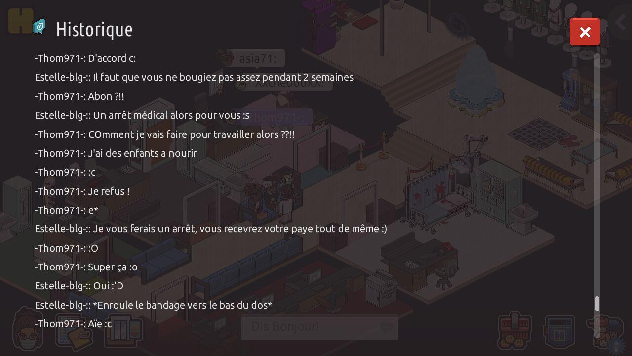 [C.H.U.] Rapport d'action RP de Estelle-blg-: - Infirmière 651651IMG20160903WA0004