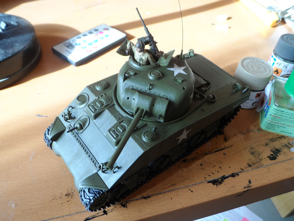M4 Sherman late production Tamiya 1/35 - Page 4 653587SAM0430