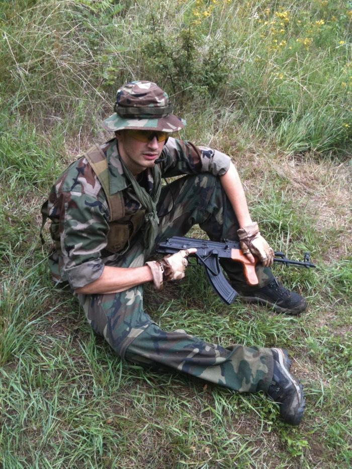 """Gear """"Romana Armata"""" Armée roumaine 653743IMG0293"""