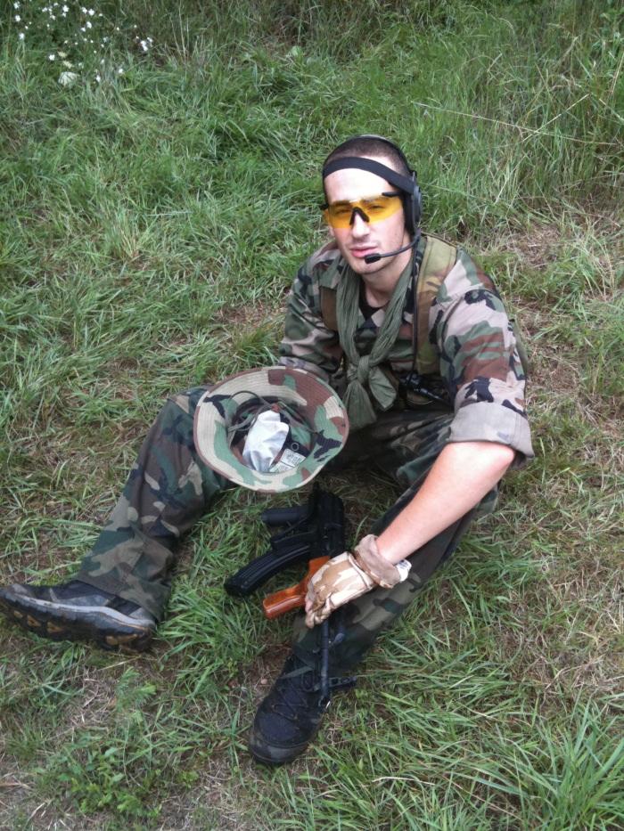 """Gear """"Romana Armata"""" Armée roumaine 654082IMG0296"""