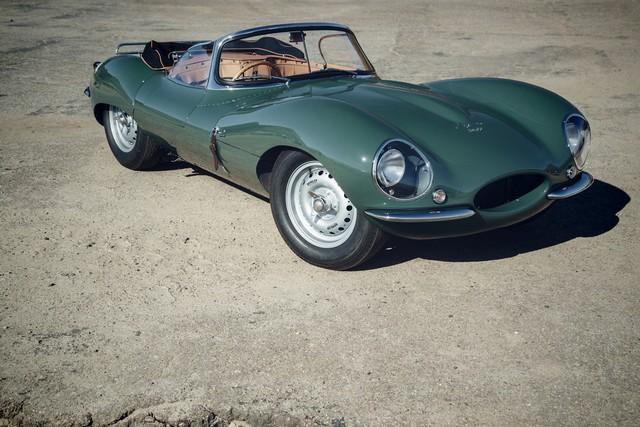 La « Nouvelle Jaguar XKSS D'origine » Dévoilée À Los Angeles  654583jaguarxkssla004