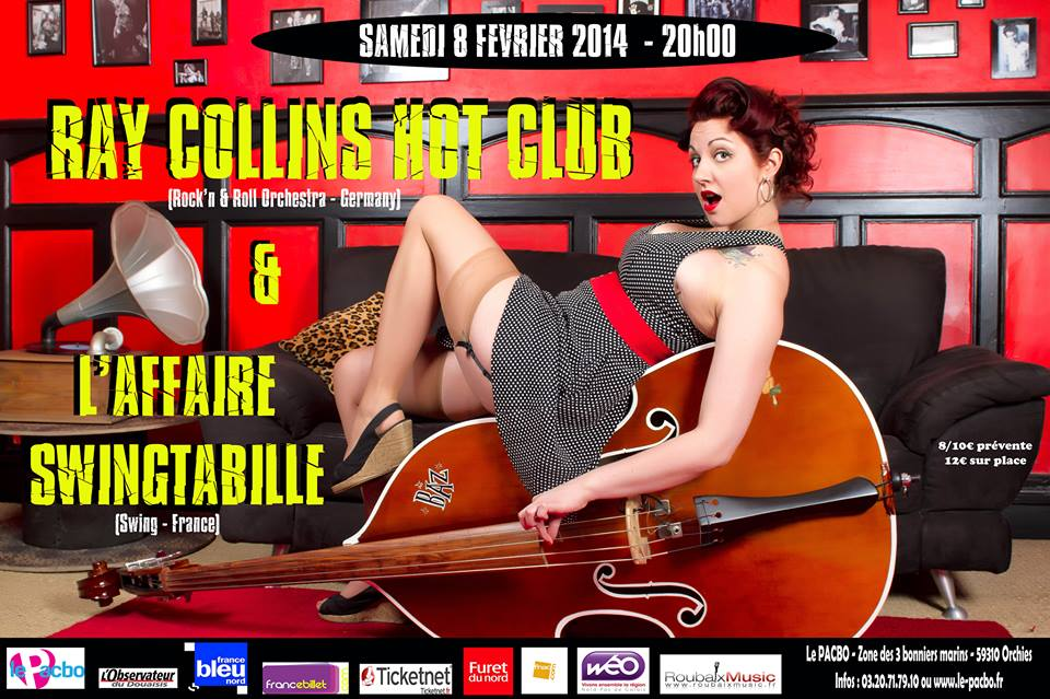 Ray Collins Hot Club à Orchies le 8 février 656269raycollins