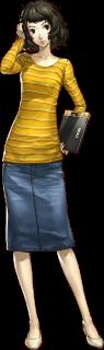 Persona 5 (PS3/PS4 - Anime) 656353SadayoKawakami