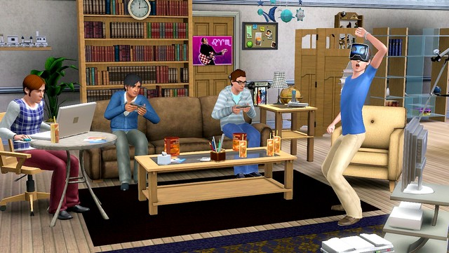 [Créations Diverses] MlleSo au pays des Sims 656584Unesoireinoubliable