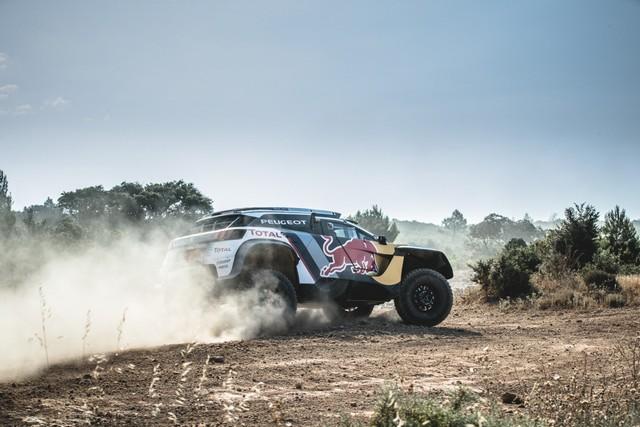 « Maximum Attact » Pour Peugeot, Avec Le Lancement De La 3008DKR MAXI 65674659529b0627c99