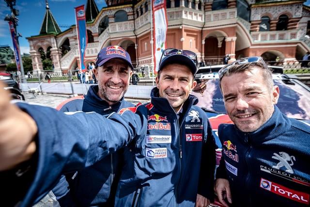 Peugeot Triomphe Pour La Deuxième Année Consécutive Sur Le Silk Way Rally 656967DEItFSVWAAEUOh9