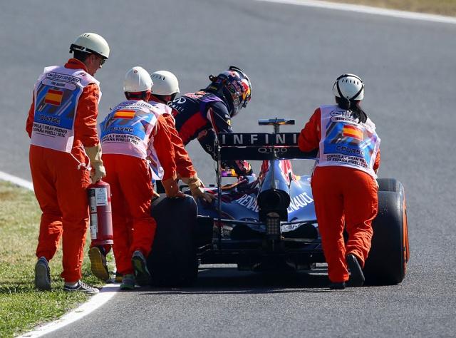 F1 GP d'Espagne 2014 : (essais libres-1-2-3-Qualifications) 6571172014sebastianvettel1