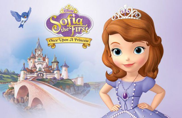 Disney Consumer Products 657194sofia
