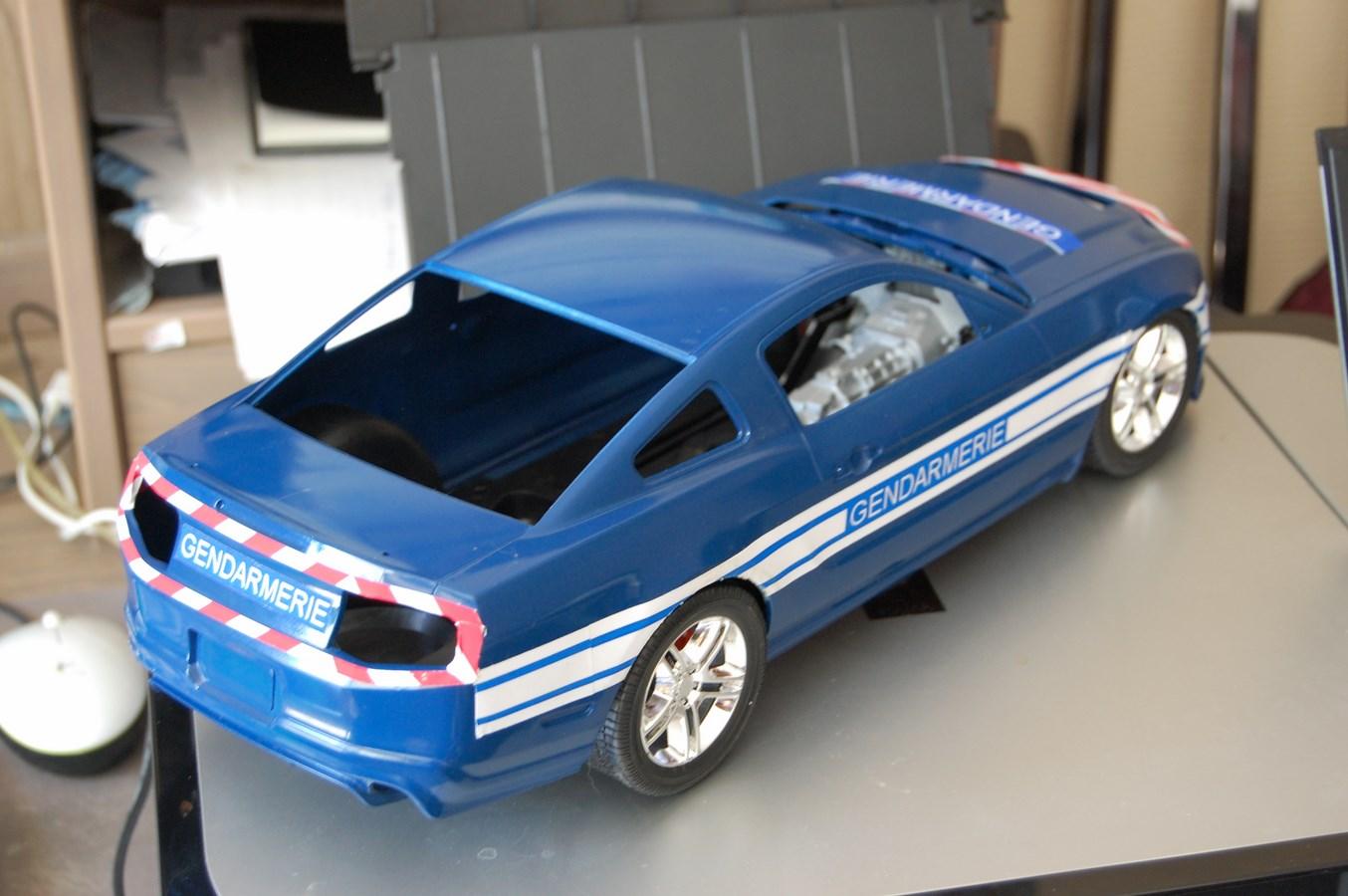 Shelby GT 500 version imaginaire Gendarmerie - Page 2 657400Mustag26Copier