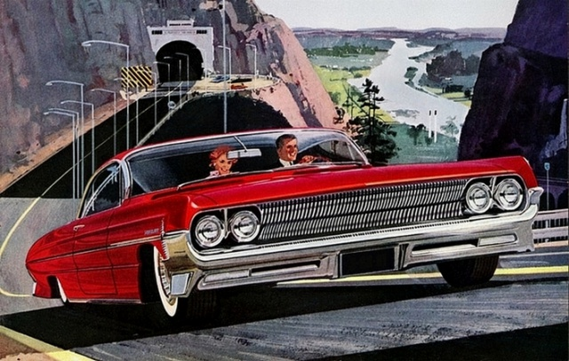 Antique Cars Adverts Revised 657943olds61red2
