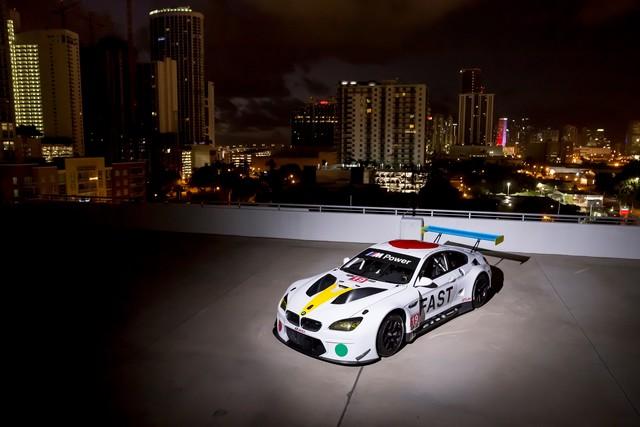 La BMW Art Car créée par John Baldessari dévoilée à Art Basel Miami Beach 2016 658669P90243794highResthe19thbmwartcar