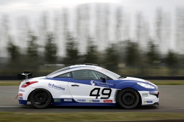 RCZ RACING CUP - Nicolas Milan et David Pouget dos à dos au Mans 66067056f58fe14373b