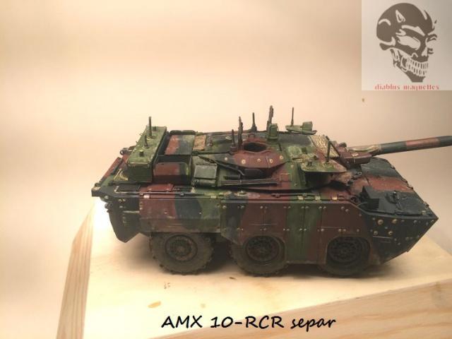 AMX 10 RCR SEPAR maquette Tiger Model 1/35 - Page 2 660810IMG3811