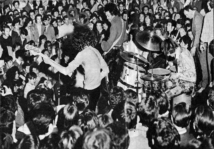 Milan (Piper Club) : 23 mai 1968  662168milano1