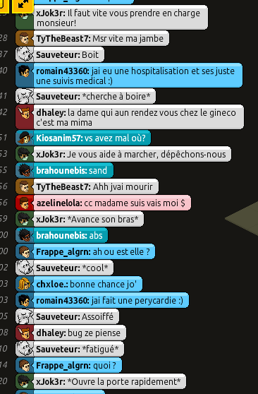 [xJok3r] Rapport d'action RP | Chirurgien - Page 2 662225781