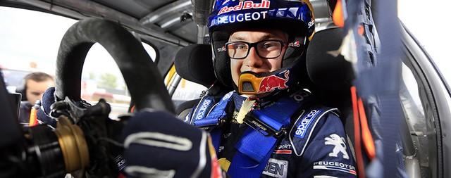 Troisième podium d'affilée pour Sébastien Loeb et la PEUGEOT 208 WRX, au Canada 6624590171700867354