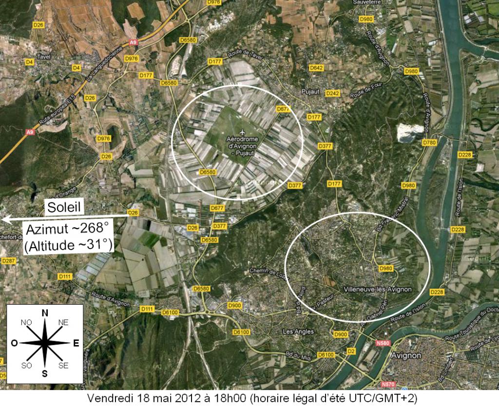 2012: le 18/05 à 18h - sorte de disque lumineuxLumière étrange dans le ciel  - Villeneuve Les Avignon (30)  - Page 3 662502Equinoxe5