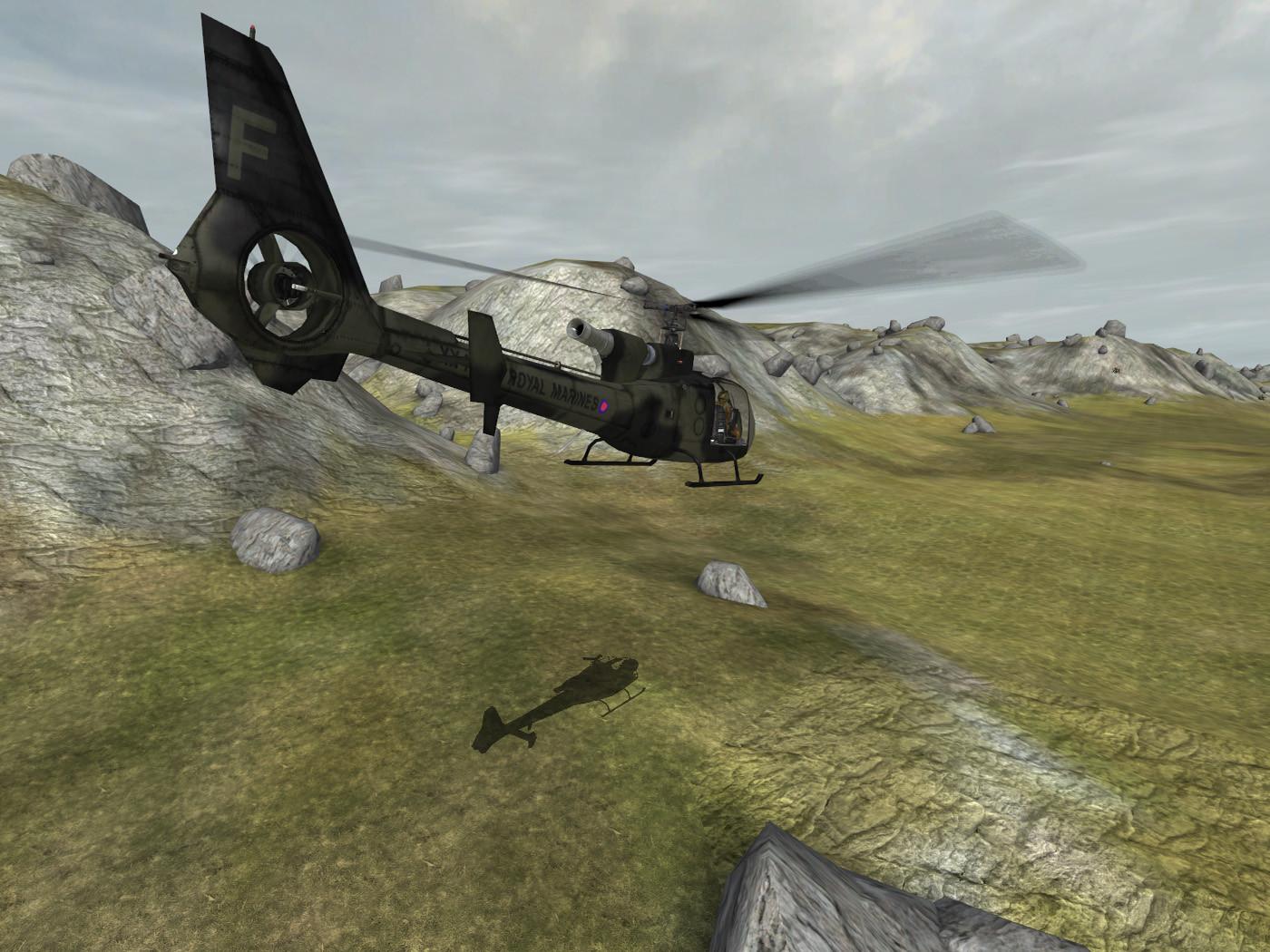 [PR BF2] Mini-Mod Falklands (Malouines)  663508772