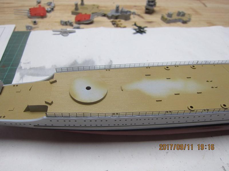 Cuirassé Admiral SCHEER hELLER 1/400 663966IMG4846Copier