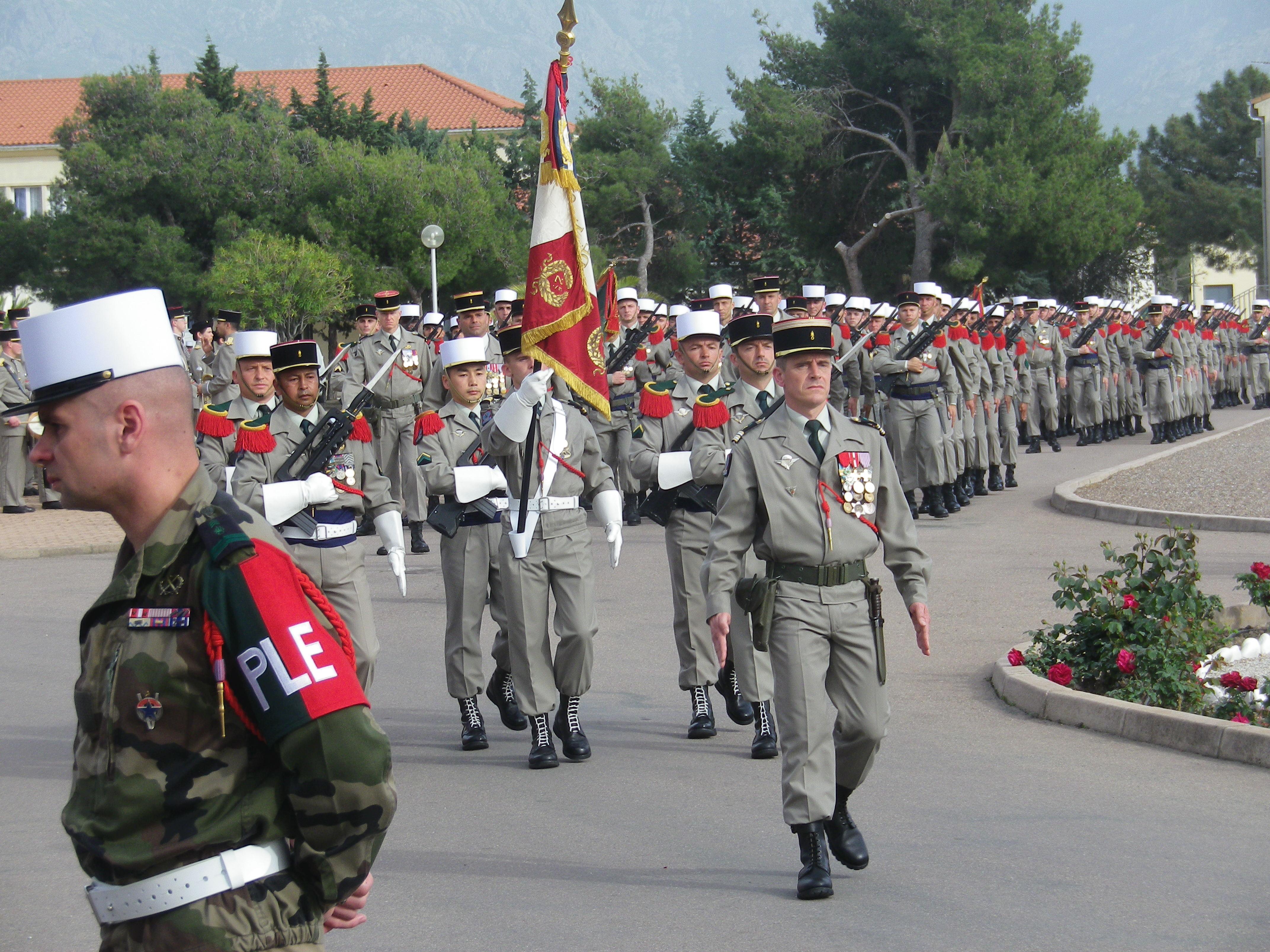 la photo du jour, la Légion a Calvi 664078CalviLegion150Cameroneavril201316