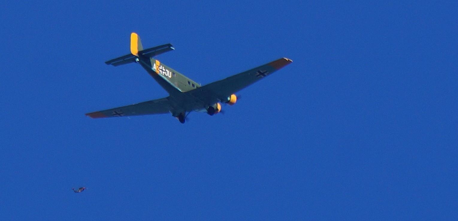 [ Aéronavale divers ] Quel est cet aéronef ? - Page 6 664170avionallemand3