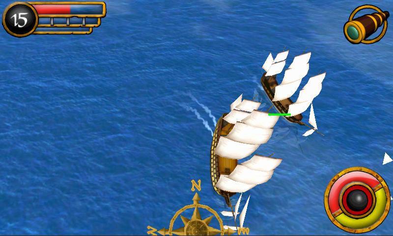 [JEU] AGE OF WIND 2 :Controllez votre propre bateau et trouvez le trésor [Lite/Payant] 6644456