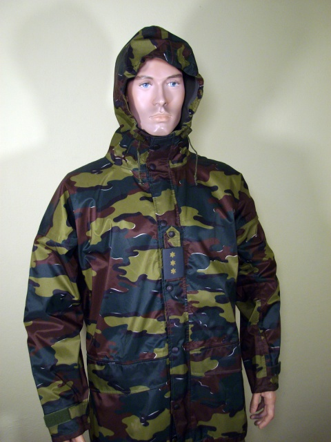 Gore-tex jacket & pant Jigsaw camo 664744pp3
