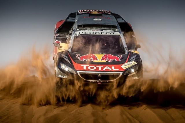 1ère VICTOIRE DE LA PEUGEOT 3008DKR Rallye du Maroc – Étape 3/5 665404MCH167831200x800
