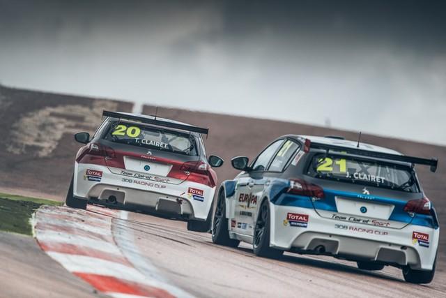 La Peugeot 308 Racing Cup Se Joue Des Conditions ! 6657045959263b287e5