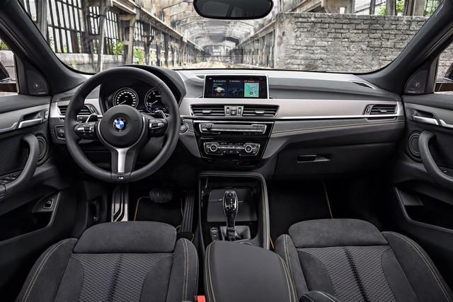 La nouvelle BMW X2 Silhouette élégante, dynamique exceptionnelle 666386P90278959highResthebrandnewbmwx2