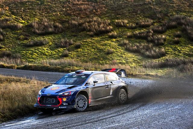 2017-Rallye de Grande-Bretagne, Hyundai Motorsport décroche la deuxième place au Pays de Galles  6673252017WALESHEM136