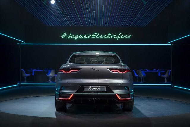 Jaguar Dévoile Le Concept I-PACE : Le SUV Électrique Performant 667482jagipacevrevent141116011resize1024x682