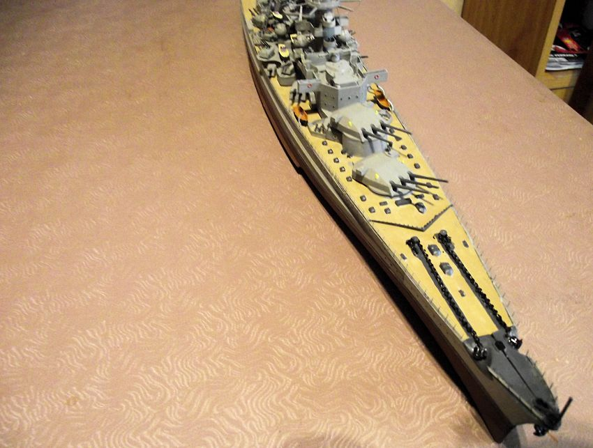 Croiseur de bataille Scharnhorst Heller au 1x400 667728Scharnhorst1x40030
