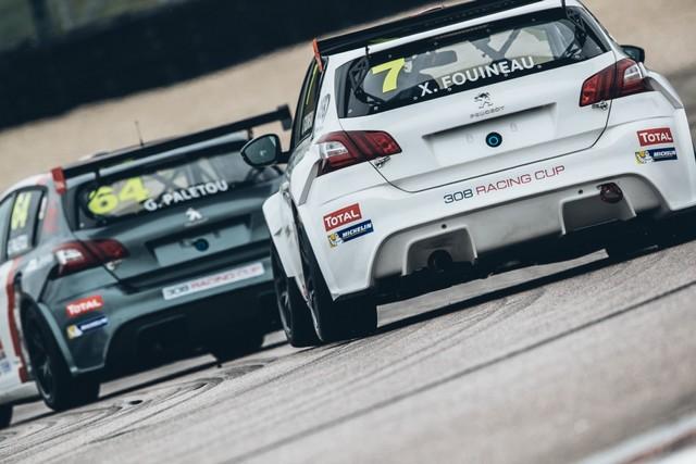 La Peugeot 308 Racing Cup Se Joue Des Conditions ! 6681825957d5368b410